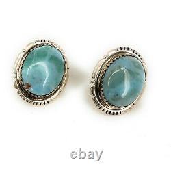 Vintage 1960's Sterling Silver Necklace, Cuff Bracelet, & Earrings Set